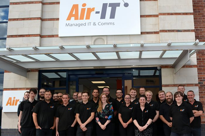 Air IT achieves cyber certification from CREST