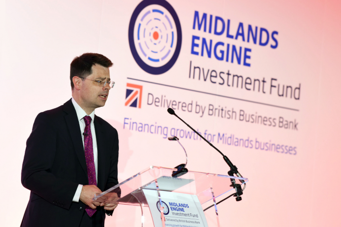 The MEIF announces £100 million investment in Midlands SMEs