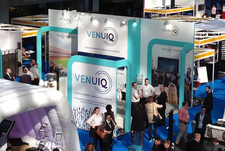 Walsall's VenuIQ has expanded European business
