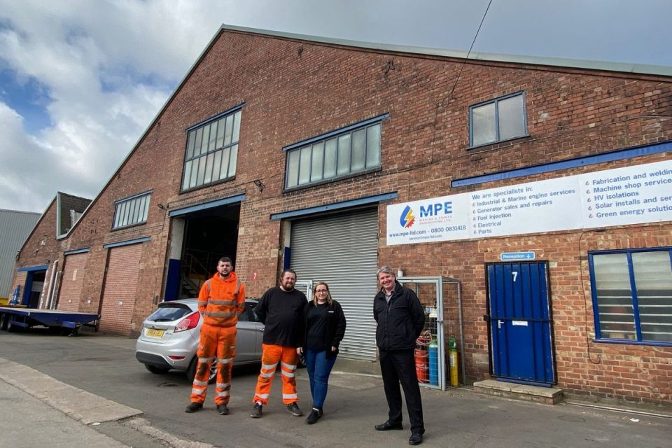 IT provider Blue Crystal Solutions relocates to Burton upon Trent