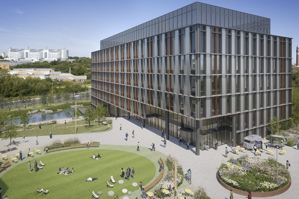 Bruntwood SciTech on course to build £210 m tech campus