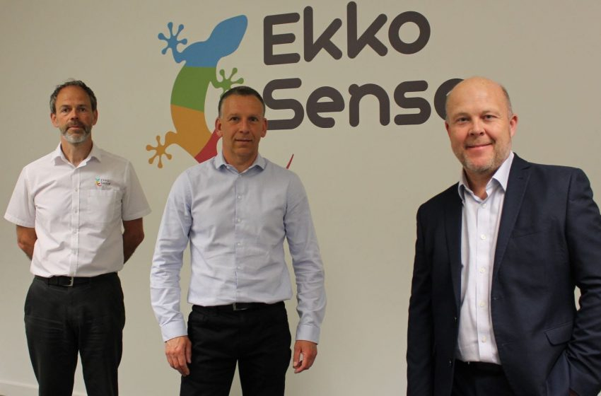 EkkoSense secures MEIF funding