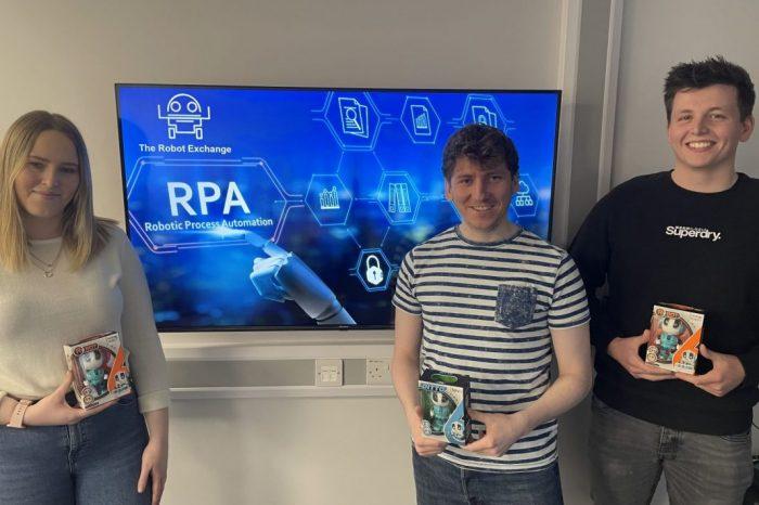 Nottingham's Robot Exchange secures £500k investment