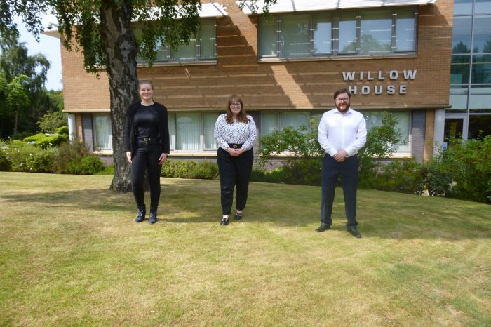 Edge Testing adds to talent pool with its first SQA-accredited graduates
